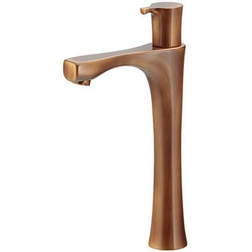 カクダイ 716-852-AB 立水栓(トール) オールドブラス (旧品番 716-876-13)