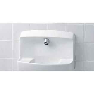 TOTO コンパクト手洗器 自動水栓(AC100Vタイプ) Pトラップ仕様·電気温水器·トラップカバー付 LSE870RNAPFRR