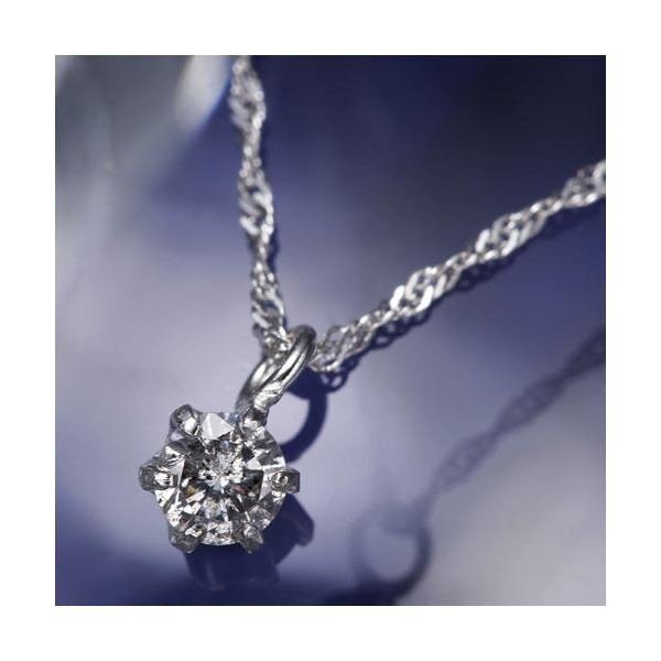 【60%OFF】 純プラチナ0.1ctダイヤモンドペンダント/ネックレス, 家具のアイテム d5b586af