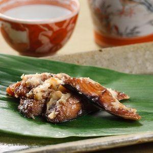 さばへしこ吟醸仕込(国産) 脂ののった寒鯖を使用。|arachu|02