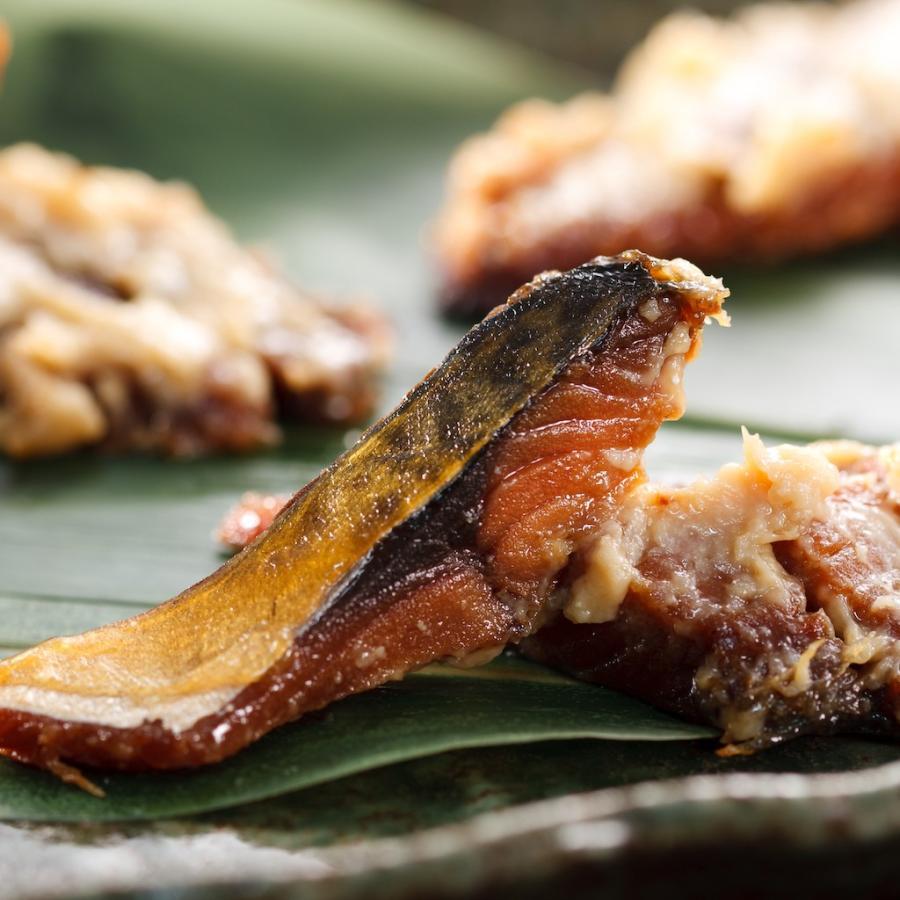 さばへしこ吟醸仕込(国産) 脂ののった寒鯖を使用。|arachu|04