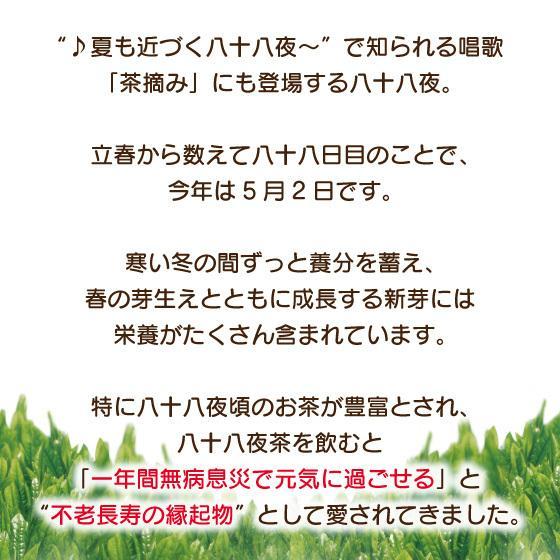 母の日 2021 新茶 お茶 ギフト プレゼント 緑茶 送料無料 母の日1袋セット arahata 06