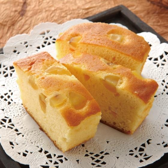 パウンドケーキ くり 栗 スイーツ ケーキ 手作りパウンドケーキ(あまぐり) 240g|arahata|03