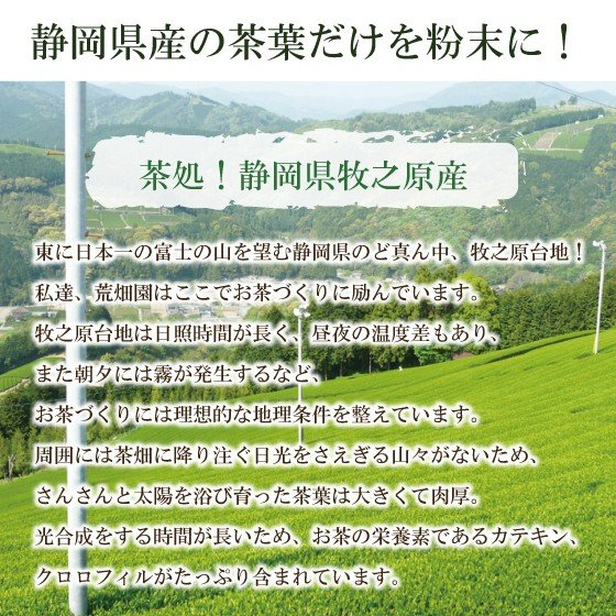 福袋 2021 お茶 緑茶 静岡茶 カテキン 詰め合せ 大入りバラエティセット 送料無料|arahata|11