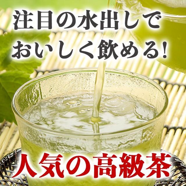 お茶 緑茶 静岡茶 カテキン 徳用 お得 ティーバッグ 水出し煎茶ティーパック 5g×5ヶ 6袋セット 送料無料 セール わけあり arahata 12