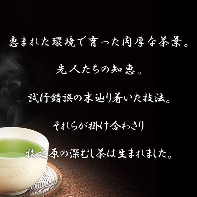お茶 緑茶 静岡茶 カテキン 徳用 お得 がぶ飲み静岡深むし茶 3袋セット 送料無料 セール ■5892|arahata|11
