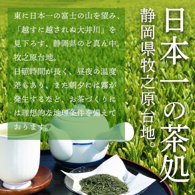 お茶 緑茶 静岡茶 カテキン 徳用 お得 がぶ飲み静岡深むし茶 3袋セット 送料無料 セール ■5892|arahata|03