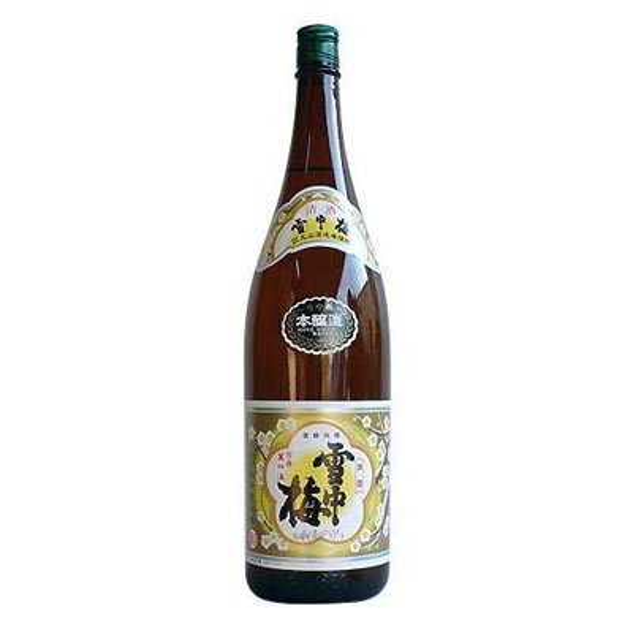 雪中梅 せっちゅうばい (本醸造1800ml)|arakin