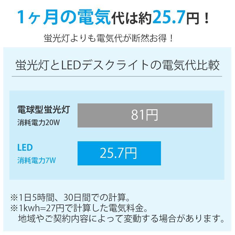 LEDライト デスクライト 卓上ライト 卓上照明 ブックライト 目に優しい 調光 調色 在宅勤務 おしゃれ USB 読書灯 在宅勤務 在宅ワーク 自宅勤務(B15DTDY)|aranet|07