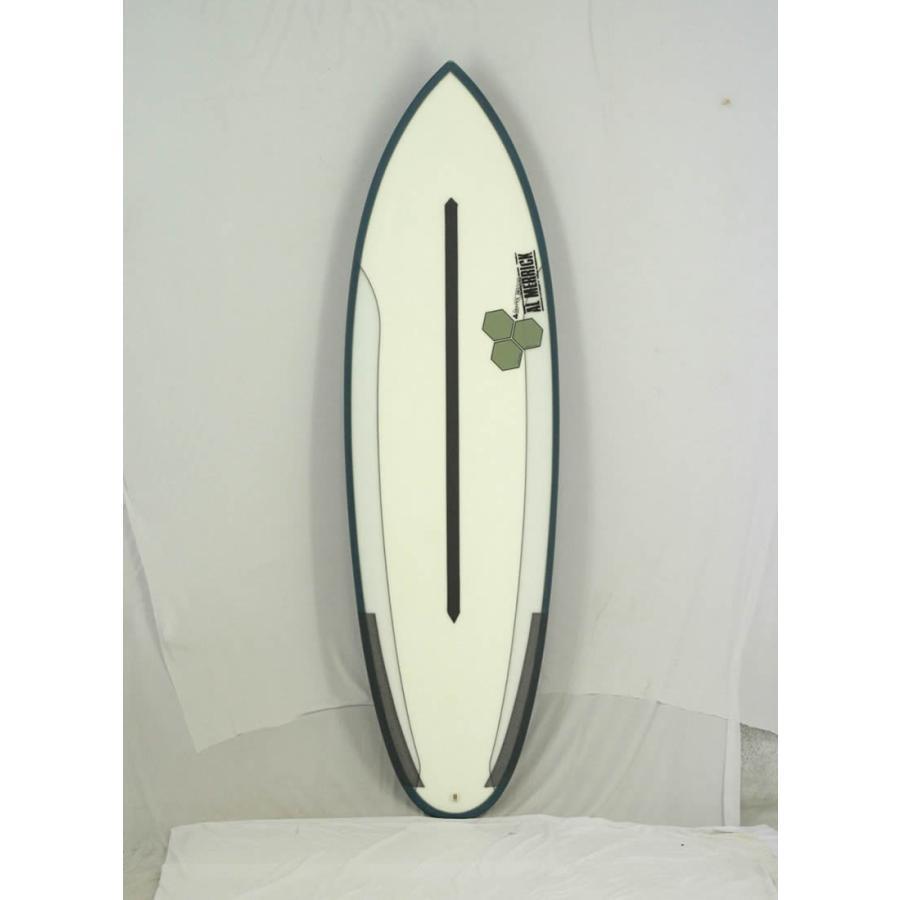 【未使用品】 【新品】CHANNEL アルメリック5FIN ISLAND(チャネルアイランド) AL MERRICK MINI MINI モデル サーフボード 6'1