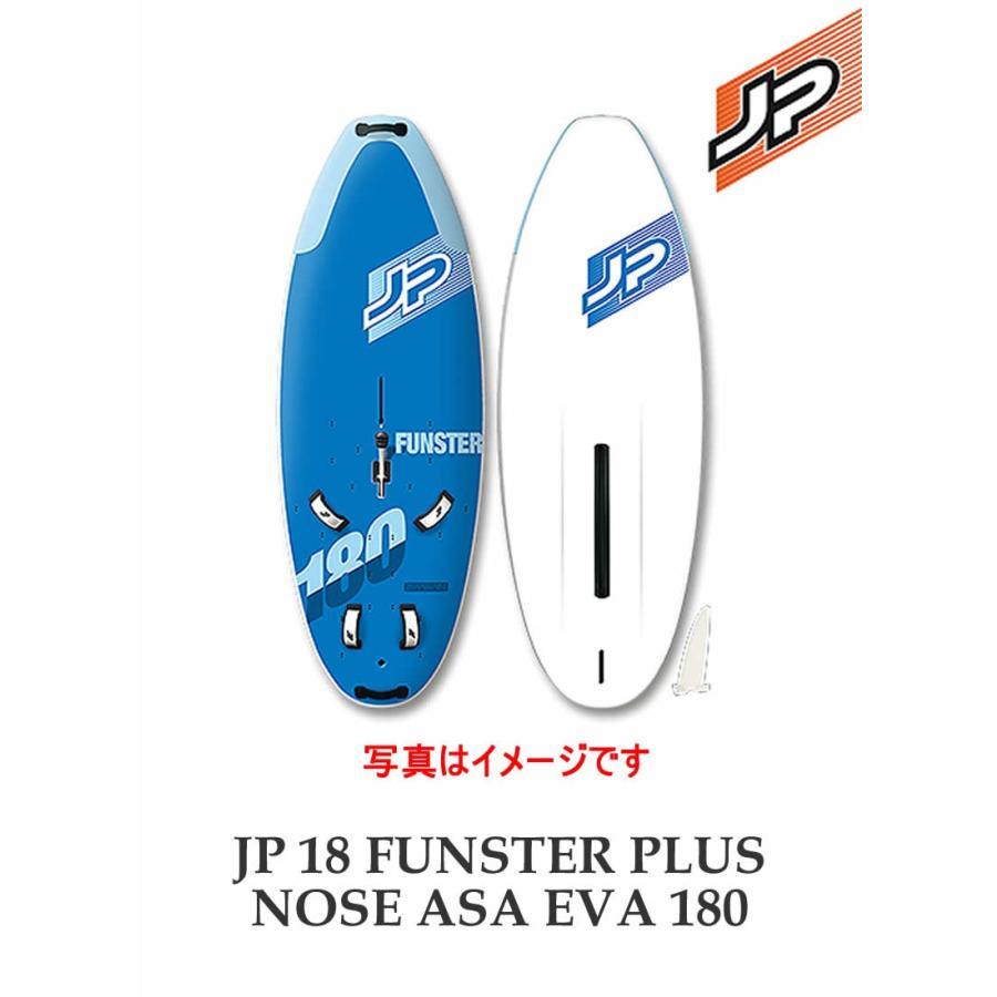 雑誌で紹介された 【お取り寄せ】JP-AUSTRALIA(ジェイピーオーストラリア)2018 JP MFUNSTER PLUS NOSE JP ASA PLUS EVA EVA 180 8'6