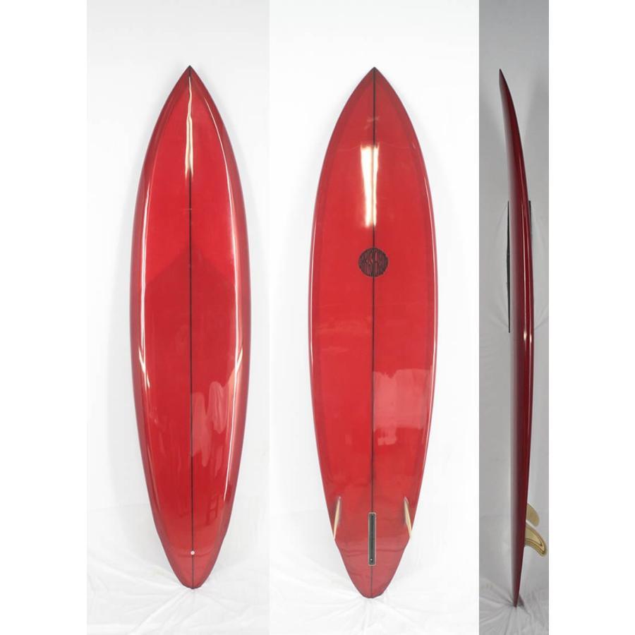最適な価格 【新品】CHRISTENSON (クリステンソン) モデル DAUNTLESS モデル [CANDY [CANDY RED] 7'2