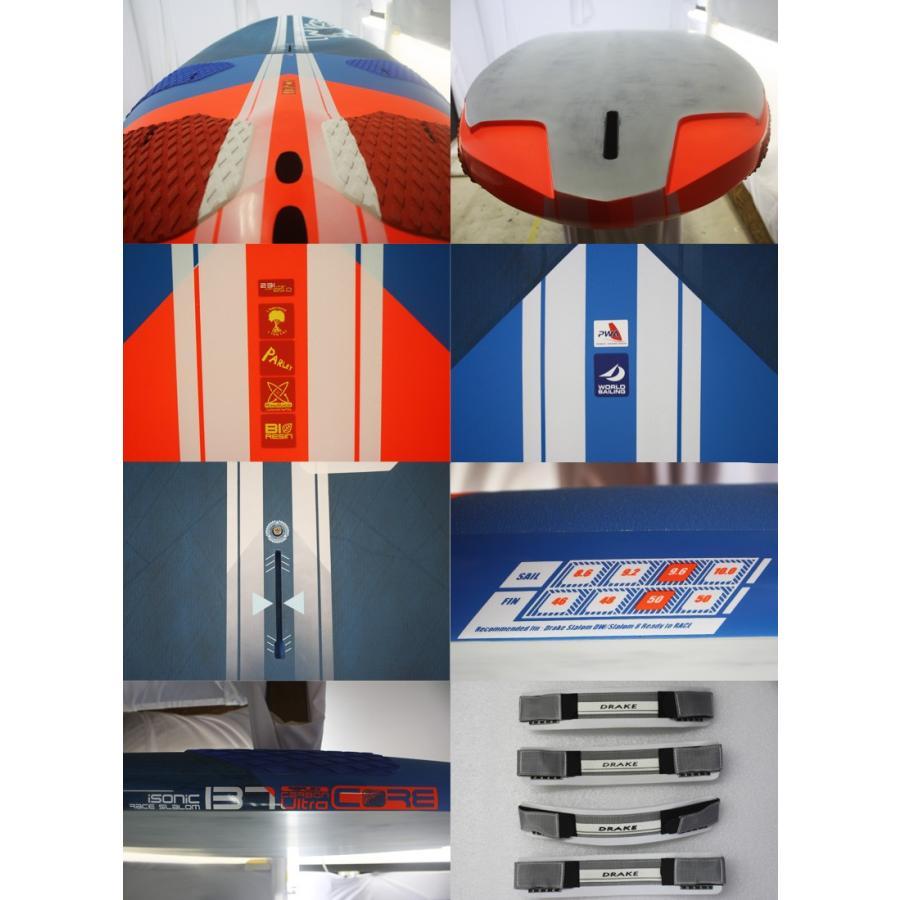 【新品】STARBOARD (スターボード) ISONIC RACE SLALOM 137モデル ウィンドサーフィン WIND|arasoan|03