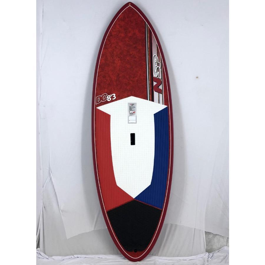 全国総量無料で NSP(エヌエスピー) DC Surf DC [Red] SURF WIDEモデル WIDEモデル 8'3