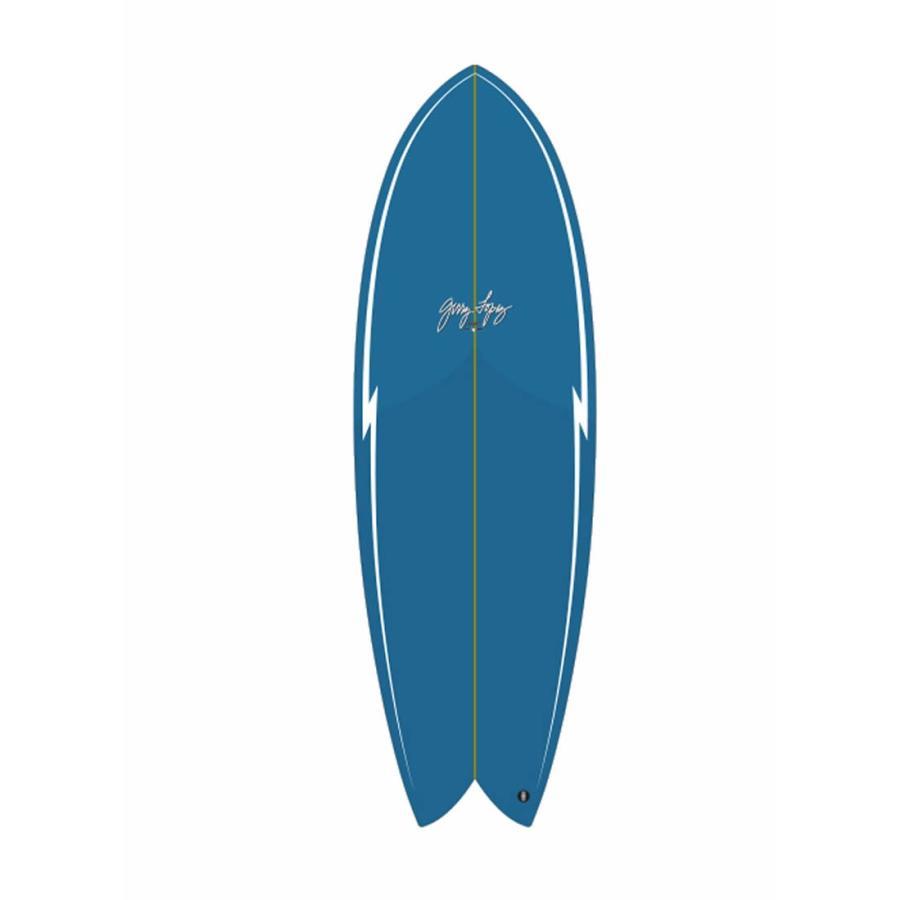 トミカチョウ 【新品 FISHY】GERRY LOPEZ(ジェリーロペス)サーフボード SOMETHING FISHY モデル SURFTECH 5'6