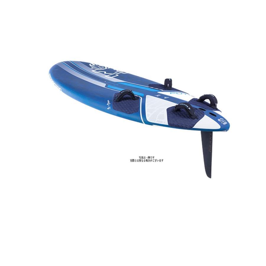 【メーカーお取り寄せ】STARBOARD (スターボード)2019 FUTURA 107 FLAX BALSA ウィンドサーフィン フィン付き
