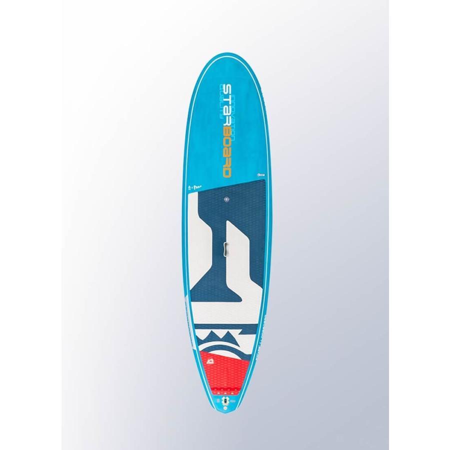 公式サイト 【メーカーお取り寄せ フィン付き】STARBOARD(スターボード)2020 10'0