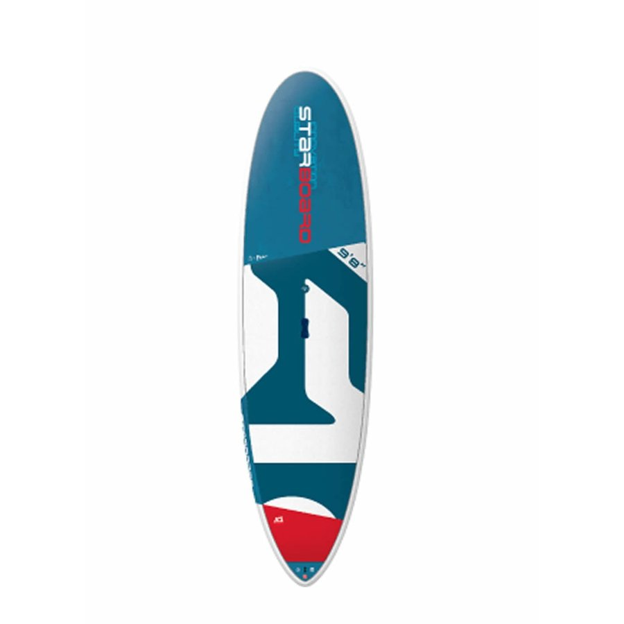 最新デザインの 【メーカーお取り寄せ】STARBOARD(スターボード) フィン付き 2020 SUP BLEND 30
