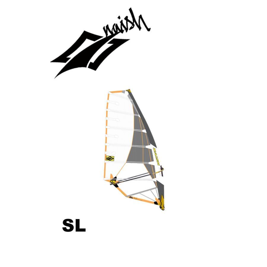 【メーカーお取り寄せ】NAISH(ナッシュ)2017 SLモデル 7.0 セイル Sail