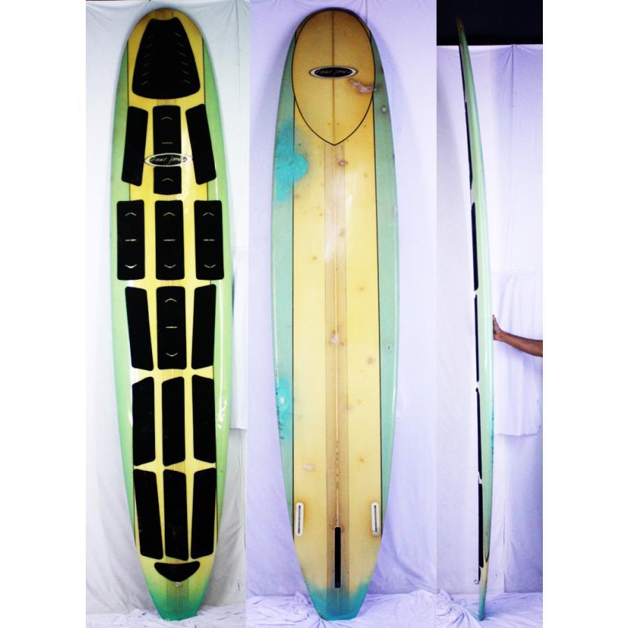 出産祝い 【】Bruce Jones Surfboards(ブルース・ジョーンズサーフボード) サーフボード サーフボード Jones [green]【】Bruce 10'0
