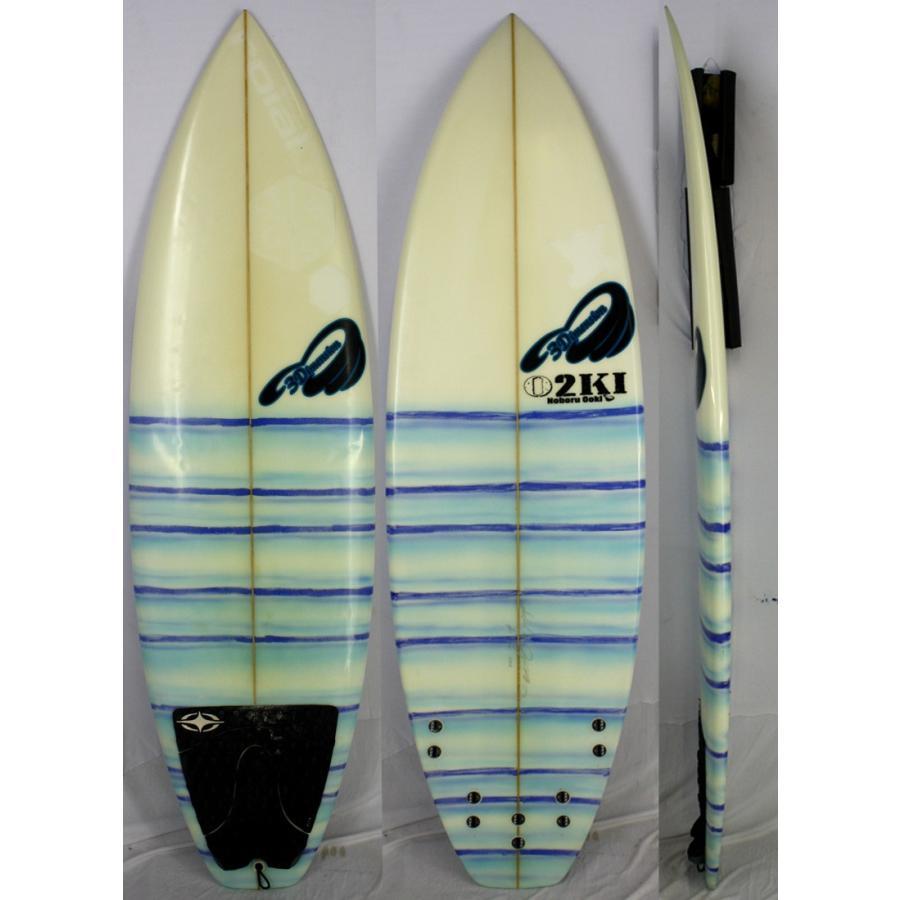 偉大な 【】3Dimension surfboards(スリーディメンション) Noboru【】3Dimension ooki Shaper サーフボード [brush] [brush] 5'9