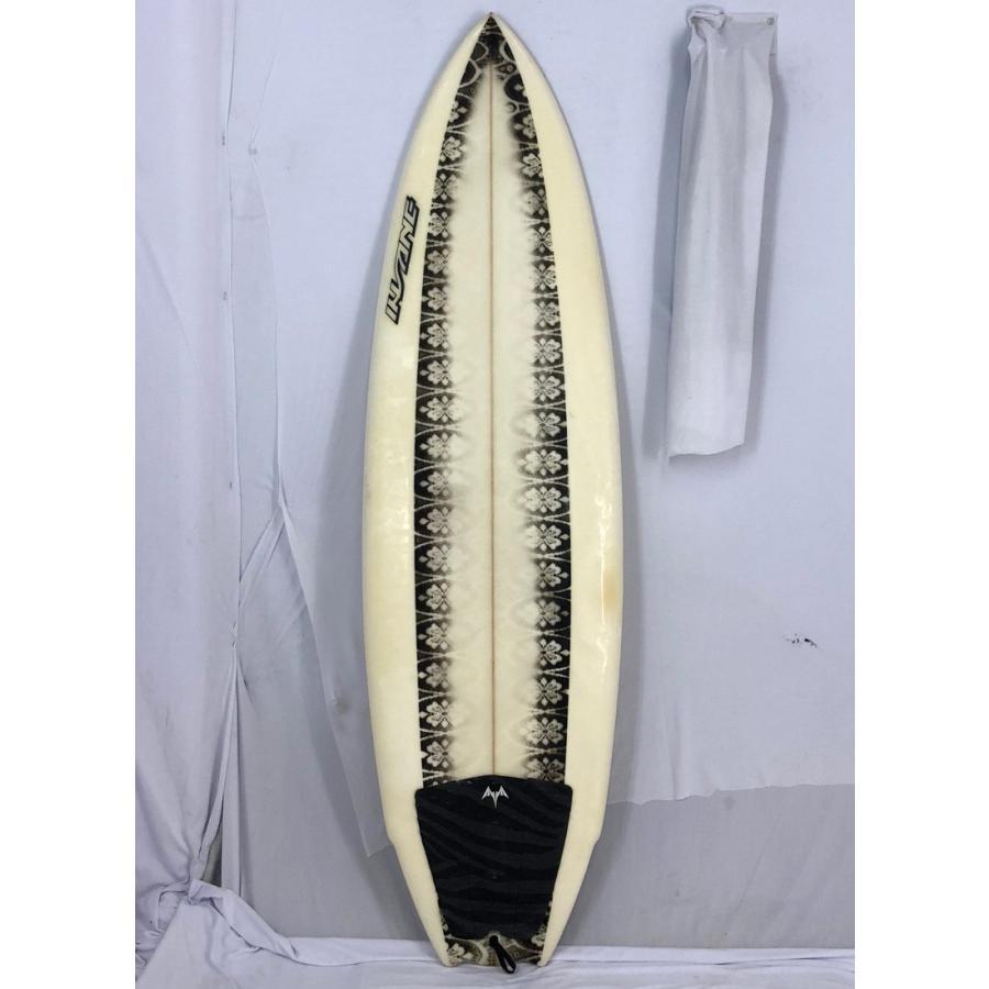 【ラッピング不可】 【】INSANE SURFBOARDS (インセインサーフボード) サーフボード [brush] 5'9