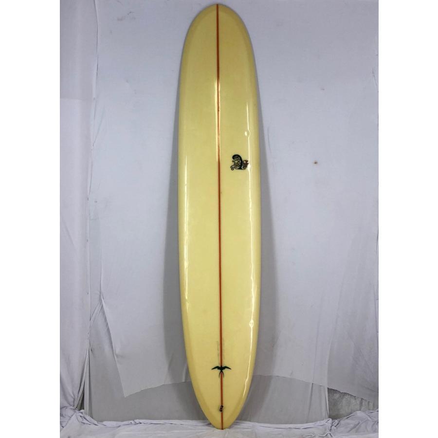 【返品送料無料】 HAWAIIAN PRO DESIGNS(ハワイアンプロデザイン) Donald Takayamaシェイプ Joel Tudor Flowモデル サーフボード [clear] 9'6