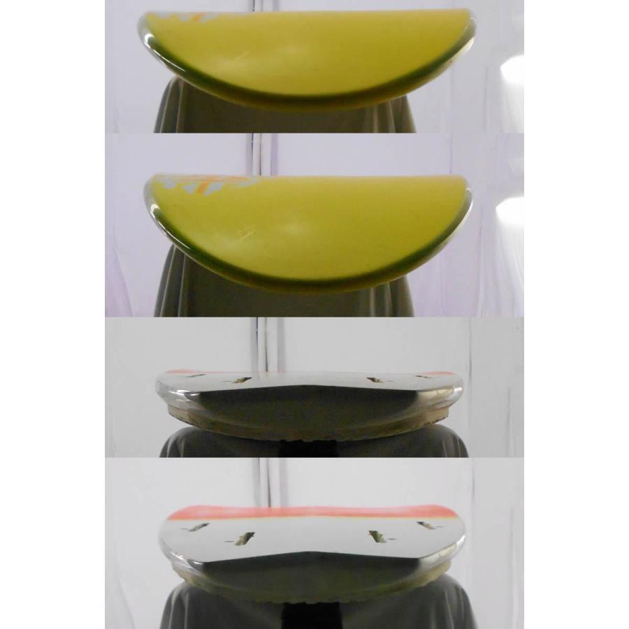 【中古】STAR BOARD (スターボード)REACTOR WAVE 82 モデル [YELLOW×ORANGE]212cm ウインドサーフィンボード|arasoan|02