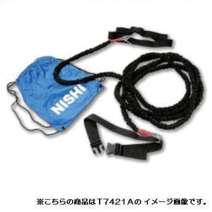 NISHI(ニシ・スポーツ)T7421A 【陸上競技】 ダブルマンオーバースピード 6mミディアムチューブタイプ★15%off ★