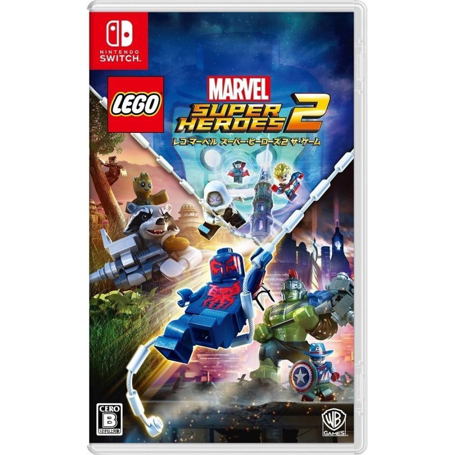 【新品】Switch レゴ マーベル スーパー・ヒーローズ2 ザ・ゲーム