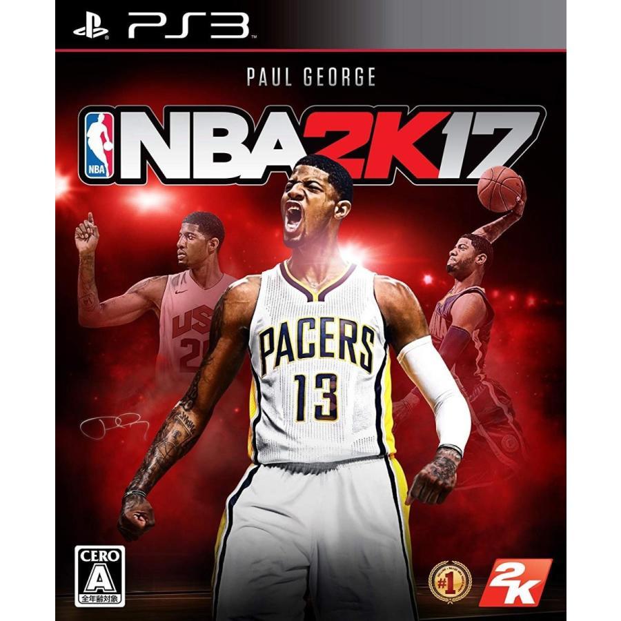 【新品】PS3 NBA 2K17
