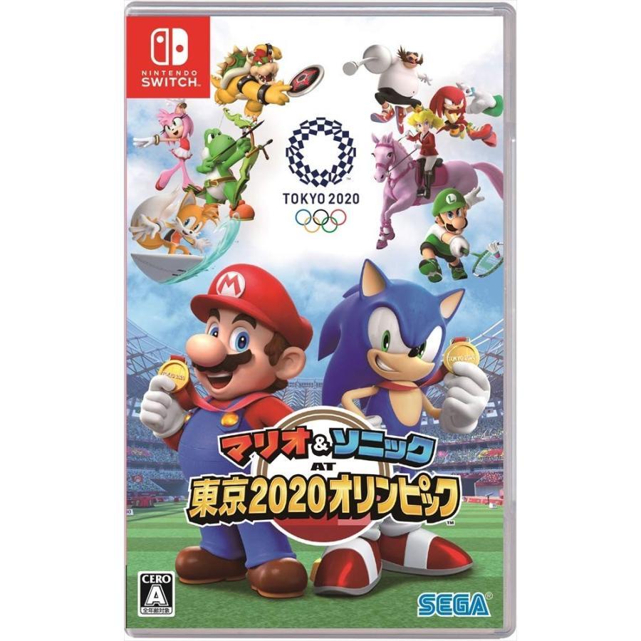 【新品】Switch マリオ&ソニック AT 東京2020オリンピック|arc-online-mini