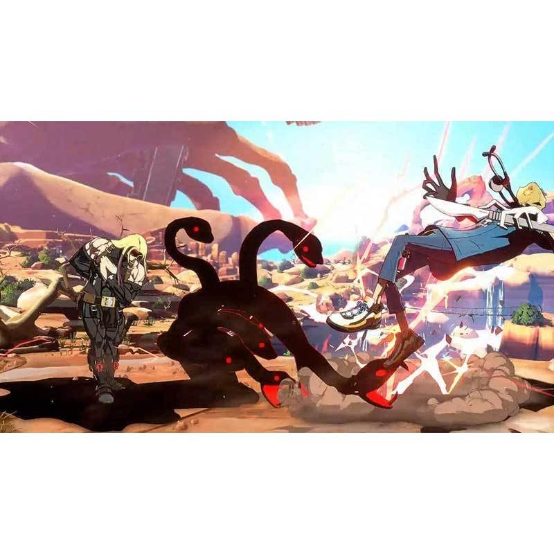 【新品】PS4 GUILTY GEAR -STRIVE- arc-online 02