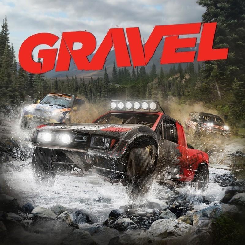 PS4 Gravel(グラベル)