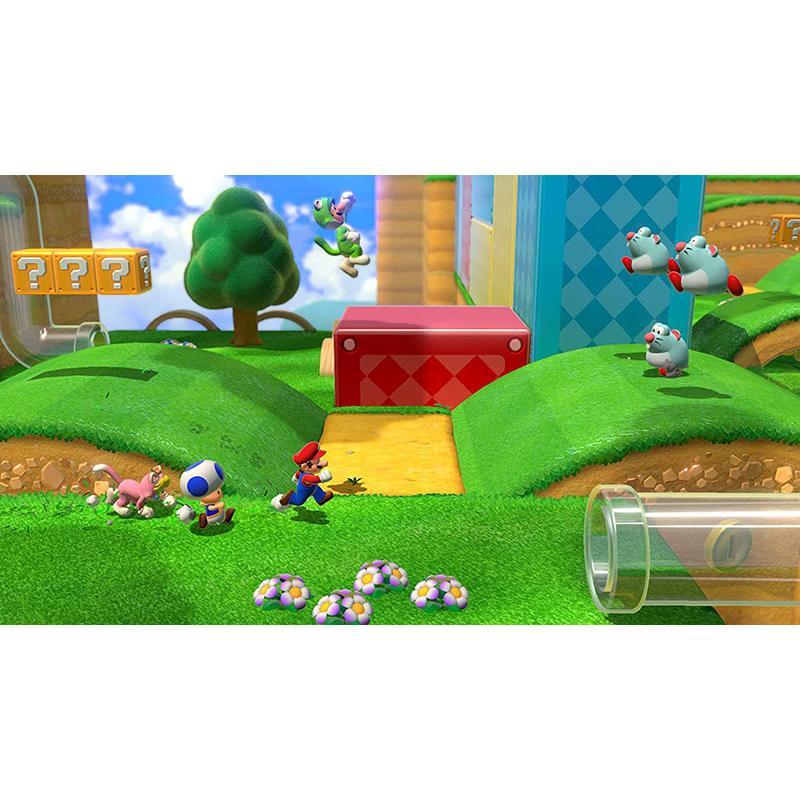 マリオ 3d ワールド switch