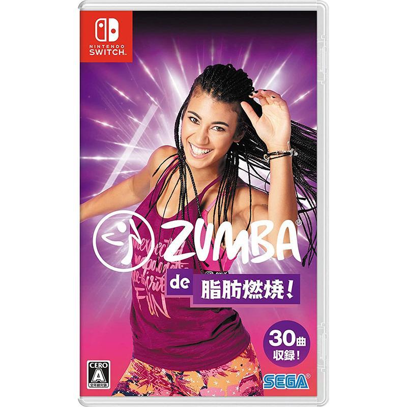 【新品】Switch Zumba de 脂肪燃焼! arc-online