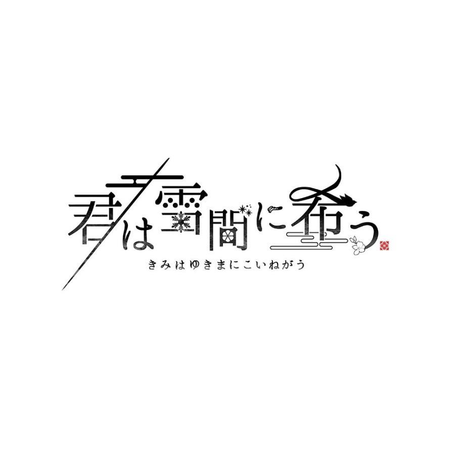 ★オリ特つき★【新品】Switch 君は雪間に希う 限定版<オトメイト>|arc-online|03