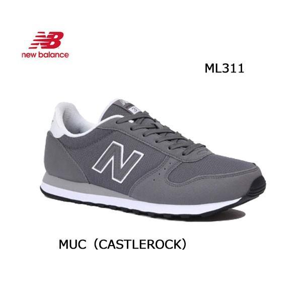 ニューバランス ML311 D MUC キャッスルロック CASTLEROCK レディースサイズ New Balance Lifestyle Running Style シューズkk