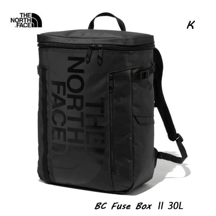ザ ノース フェイス  2021年秋冬最新在庫 BCヒューズボックス ツー  The North Face  BC Fuse Box II 30L NM82150 ブラック(K) arc-store