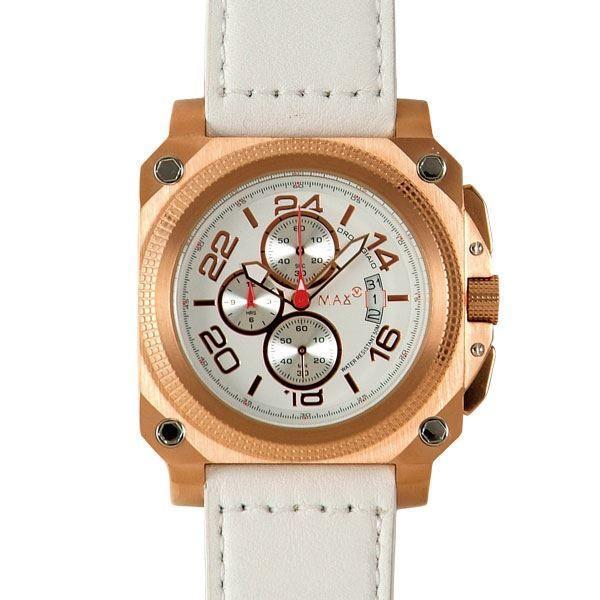 高速配送 MAX XL WATCHES(マックスエックスエルウォッチ) 5-MAX450 45mm Square Face腕時計, 壬生町 e145ecde
