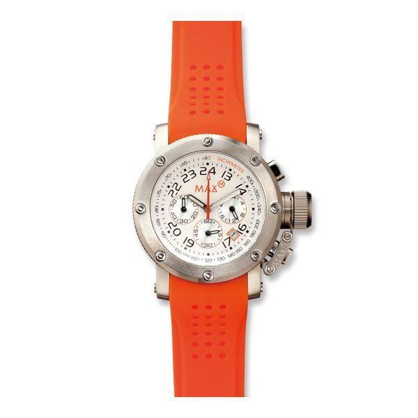 品質満点 MAX XL WATCHES(マックスエックスエルウォッチ) 5-MAX 419 42mm Face ガラス付腕時計, Lachic 8de21ab5