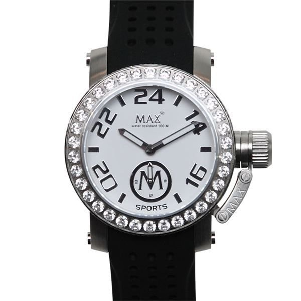 最高の MAX XL WATCHES(マックスエックスエルウォッチ) 5-MAX549 (36mm 2013 New Model) ラバーベルト腕時計, 浅草デザイン工房 281f4061