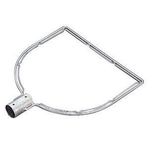 浅野金属工業 玉枠SP型三角型(全周内金) サイズ8×330 5本価格 受注生産品 AK8807