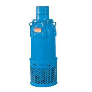 ツルミポンプ 一般工事排水用水中ポンプ KRS型 口径250mm 22KW 三相200V メーカー直送品代引不可 KRS1022