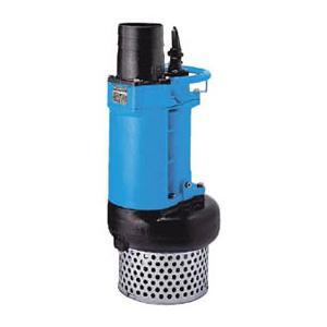 ツルミポンプ 一般工事排水用水中ポンプ KRS型 省エネルギー仕様 口径150mm 9KW 三相200V メーカー直送品代引不可 KRS2-69