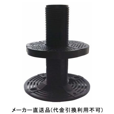 フクビ化学 マルチポスト BC型 高さ調整範囲30〜150mm ブラック 1箱50個価格 MPSTBC