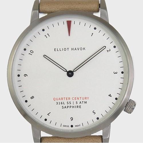 Quarter Century Watch QCW クオーターセンチュリーウォッチ 腕時計 QCW WATCH GOLD STEEL BLACK日本公式店舗|area-online|03