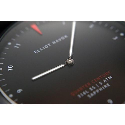 Quarter Century Watch QCW クオーターセンチュリーウォッチ 腕時計 QCW WATCH GOLD STEEL BLACK日本公式店舗|area-online|04