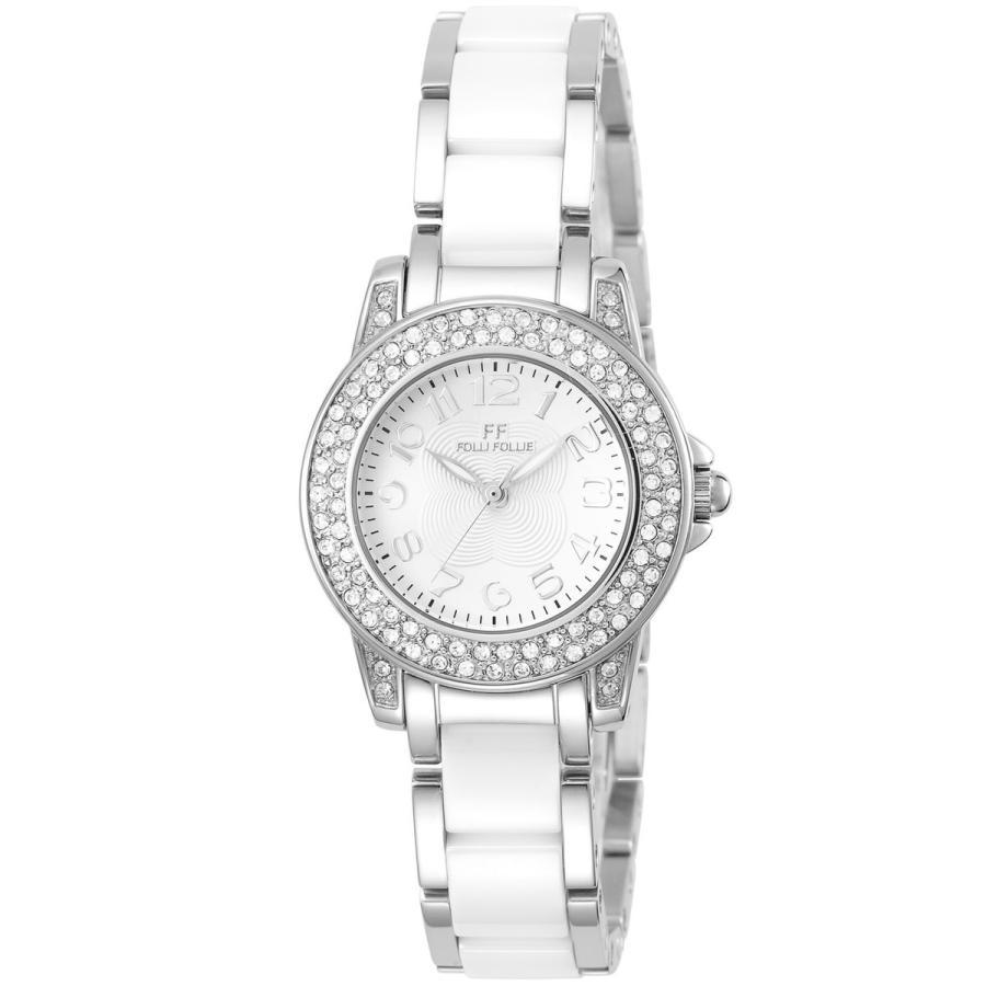 【特別セール品】 フォリフォリ 腕時計 レディース ホワイト WF9A020BPS FOLLI FOLLI 並行輸入品, インドカレーの店 アールティ 4aefcd03