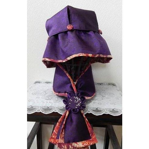 正式的 京都西陣織オーダーメイド帽子、マフラーセット(norder003), pochitto 1e31aeca